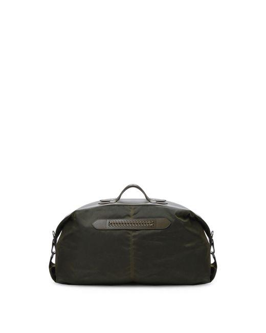 Stella McCartney | Green Nylon Falabella Bowling Bag | Lyst