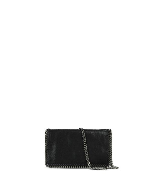 Stella McCartney | Black Falabella Cross Body Bag | Lyst
