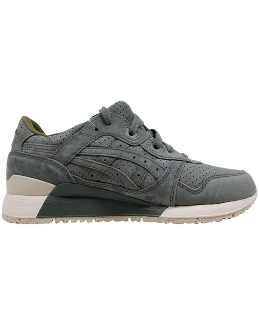 5fb63bc6 Lyst - Asics Gel Lyte Iii 3 Agave Green in Green for Men