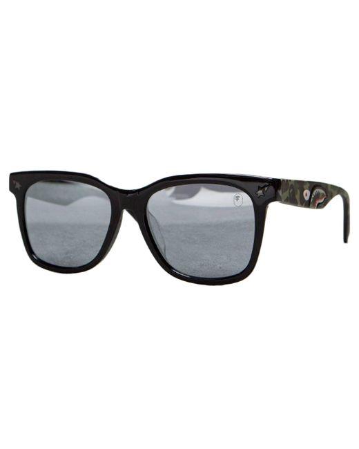 f7547232781 Lyst - A Bathing Ape Parkas0 Sunglasses Camo in Black