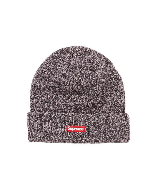 7f376a21 Supreme New Era Arc Logo Beanie Pink in Pink for Men - Lyst