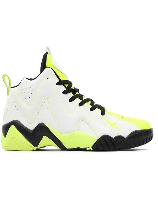 288e88ac Reebok Kamikaze Ii Kryptonite / Acid Rain in Yellow for Men - Lyst