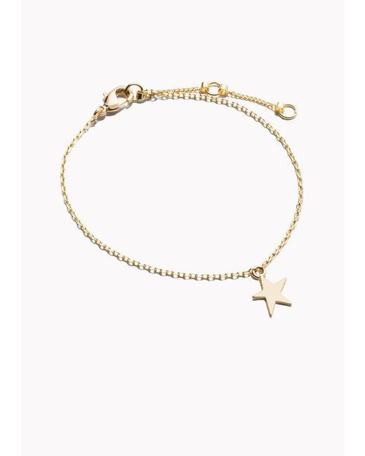 & Other Stories | Metallic Starlet Bracelet | Lyst