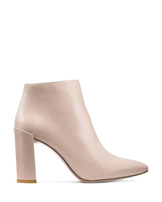 Stuart Weitzman - Natural The Pure Bootie - Lyst
