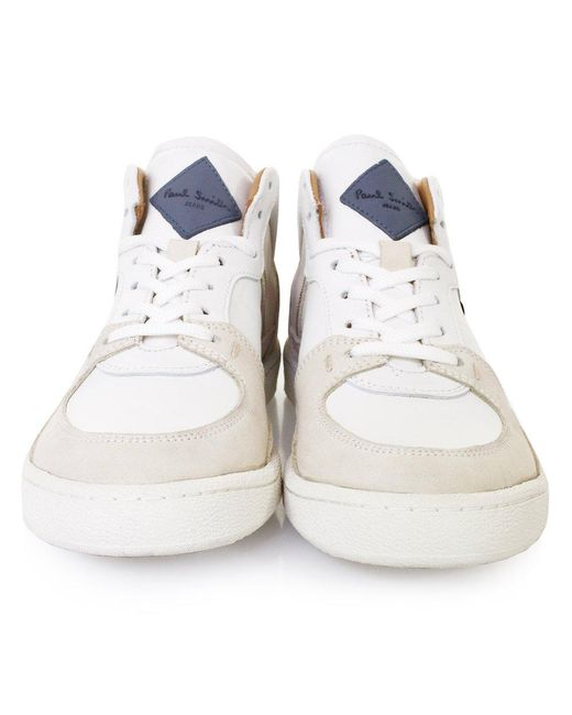 paul smith paul smith dune white shoes snxg in white for