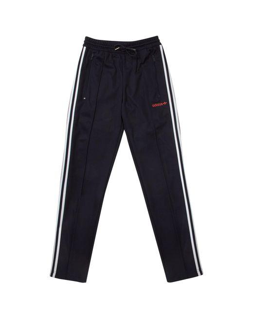 Adidas Originals | Blue Adidas Block Legend Ink Track Pants for Men | Lyst