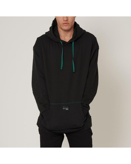6871bb82da60 ... Adidas Originals - Black Eqt 18 Hoodie for Men - Lyst ...