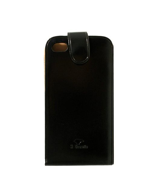 Il Bussetto | Iphone Black Leather Case 14 021 for Men | Lyst