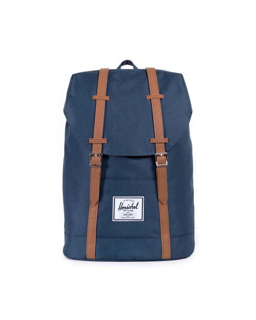 Herschel Supply Co. - Blue Herschel Supply Retreat Navy Backpack for Men - Lyst