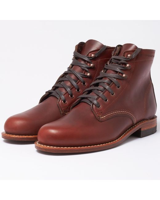 Wolverine Multicolor Original Rust Boot for men