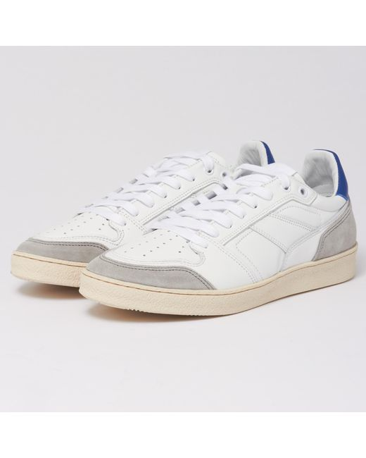 thin low trainers - White Ami 5Z7hArKo