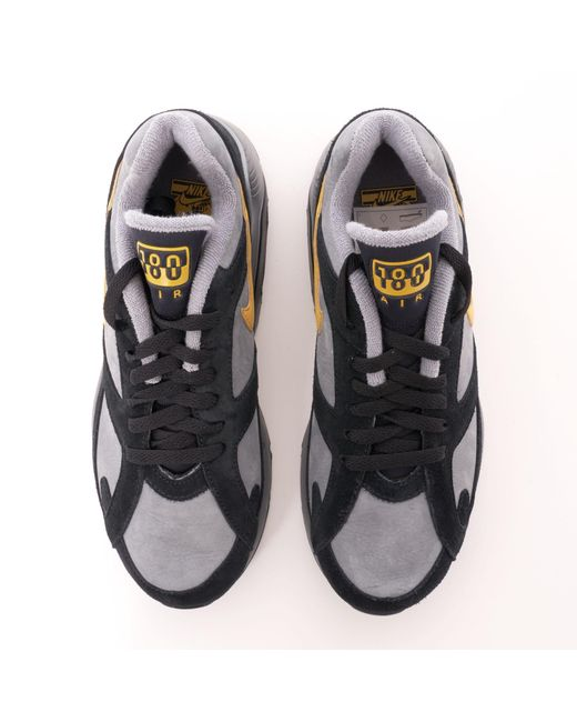 6340f1d36f41 ... Nike - Gray Air Max 180 - Cool Grey for Men - Lyst ...