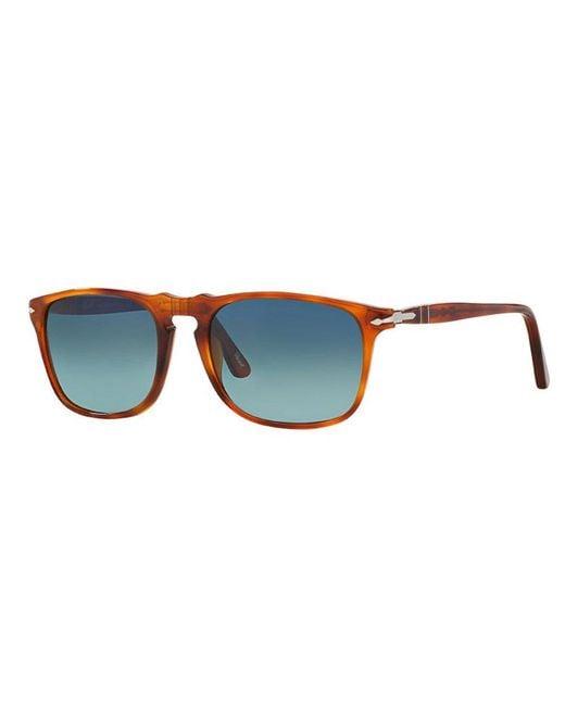 f8fc690c139ac Lyst - Persol Po3059s Polarized Brown Sunglasses in Brown for Men