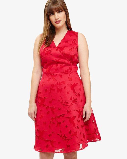 Studio 8 - Red Julia Dress - Lyst