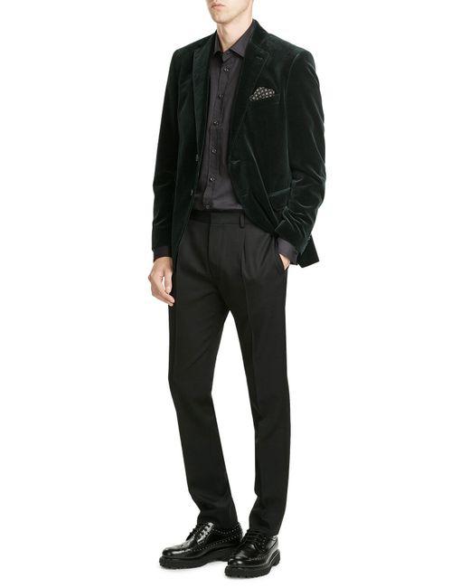 Baldessarini | Black Cotton Shirt for Men | Lyst