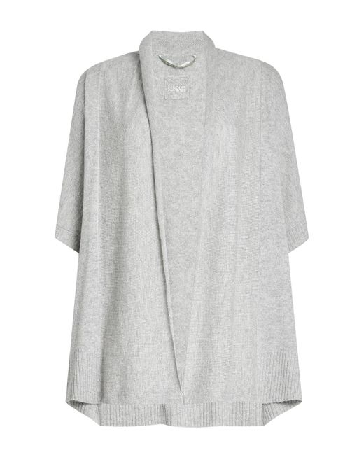 81hours | Multicolor Wool And Cashmere Open Cardigan | Lyst