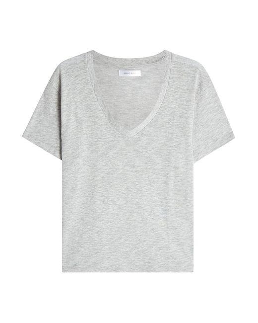 Anine Bing - Multicolor Aden T-shirt - Lyst