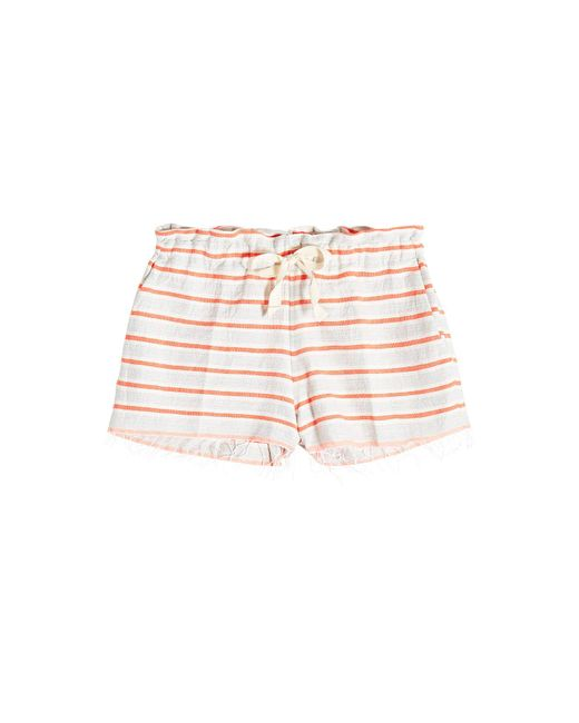 Lemlem - Multicolor Yodit Cotton Shorts - Lyst