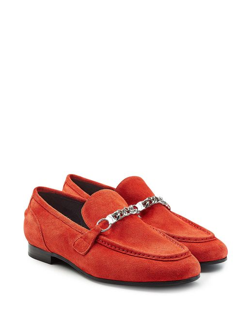 Rag & Bone - Multicolor Suede Loafers - Lyst