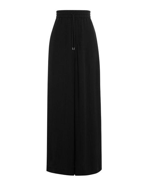 McQ Alexander McQueen - Black Wide Leg Pants - Lyst