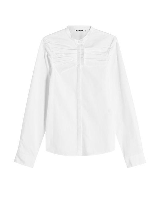 Jil Sander - Multicolor Cotton Shirt - Lyst