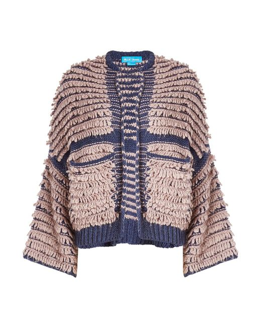 MiH Jeans - Multicolor Alice Cardigan With Wool And Alpaca - Lyst