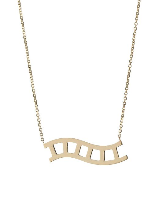 Sophie Bille Brahe - Metallic Échelle 18kt Yellow Gold Necklace - Lyst