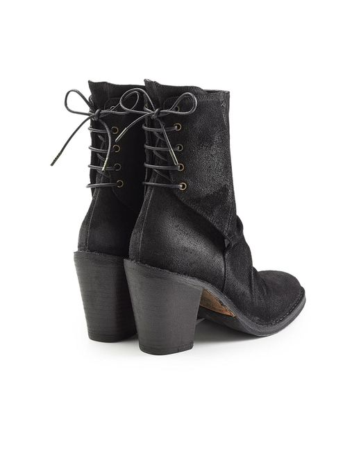 FIORENTINI + BAKER Sassy Suede Ankle Boots with Lace-Up Back Cheap Sale With Paypal With Credit Card Free Shipping Newest Sale Online Sale New Nice JAeNYe46