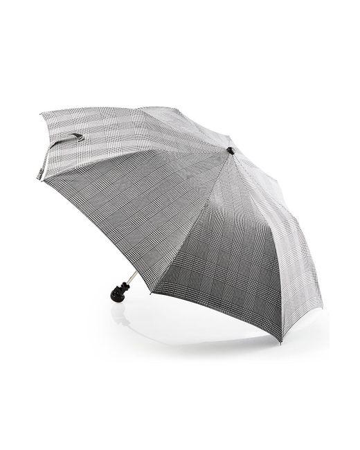 Alexander McQueen | Gray Umbrella With Skull Handle | Lyst