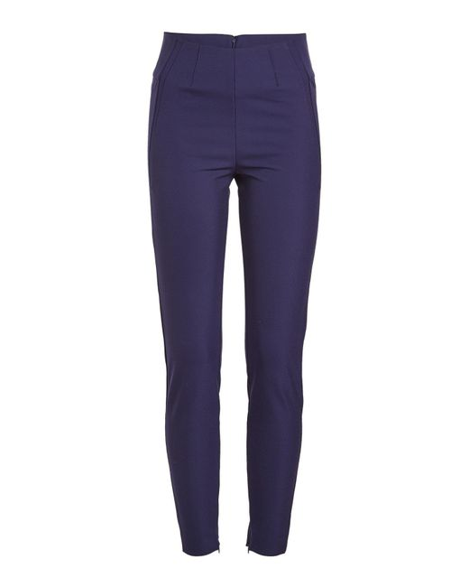 By Malene Birger - Blue Tailored Pants - Lyst