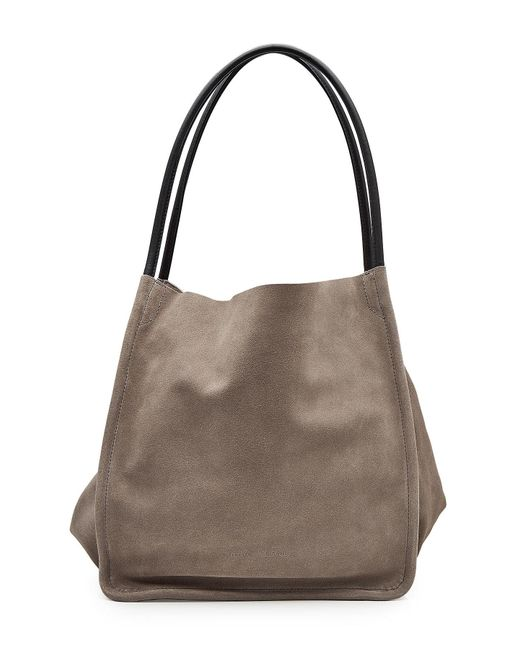 Proenza Schouler - Multicolor Extra Large Suede Tote - Lyst