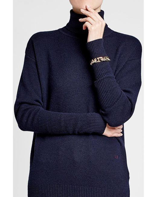 Marc Jacobs | Metallic Embellished Link Bracelet | Lyst