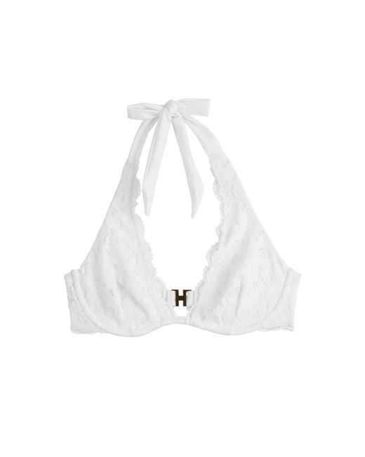 Heidi Klum | White Jetset Dreamer Bikini Bottoms | Lyst