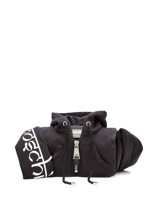 Moschino | Multicolor Hoodie Shoulder Bag | Lyst