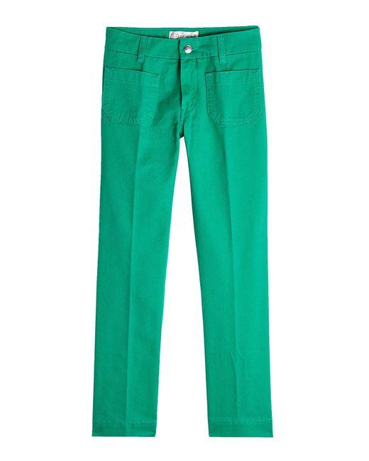 Seafarer - Green Cotton Pants - Lyst