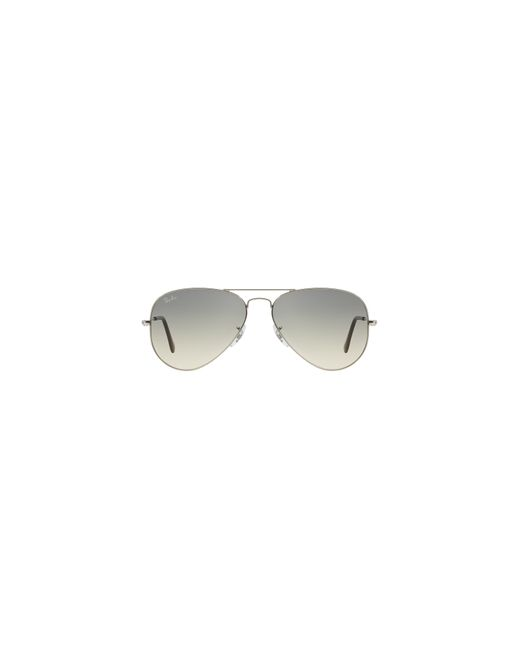 Ray-Ban - Gray Rb3025 58 Original Aviator Gradient Collection for Men - Lyst