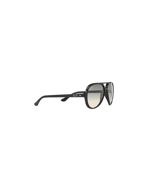 22d0e26055f ... Ray-Ban - Gray Rb4125 59 Cats 5000 Gradient Collection for Men - Lyst  ...