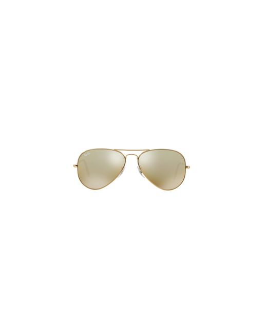 Ray-Ban - Metallic Rb3025 58 Original Aviator Mirror Collection for Men - Lyst