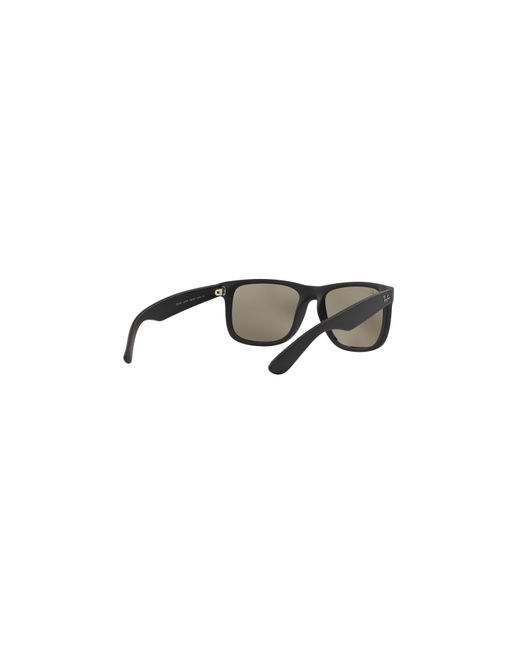29fdaade04 ... Ray-Ban - Black Rb4165 54 Justin for Men - Lyst ...