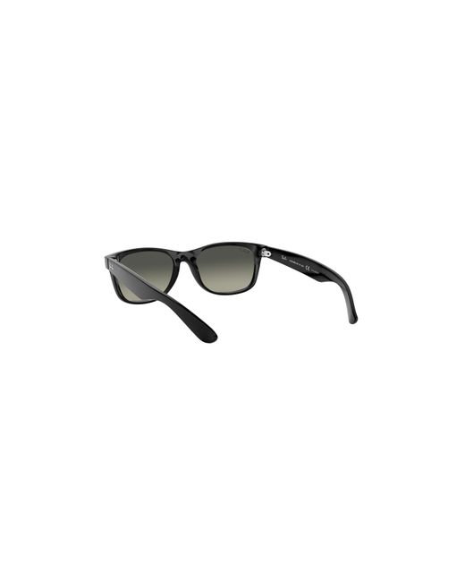 2d79db66d6 ... Ray-Ban - Black Rb2132 55 New Wayfarer for Men - Lyst ...