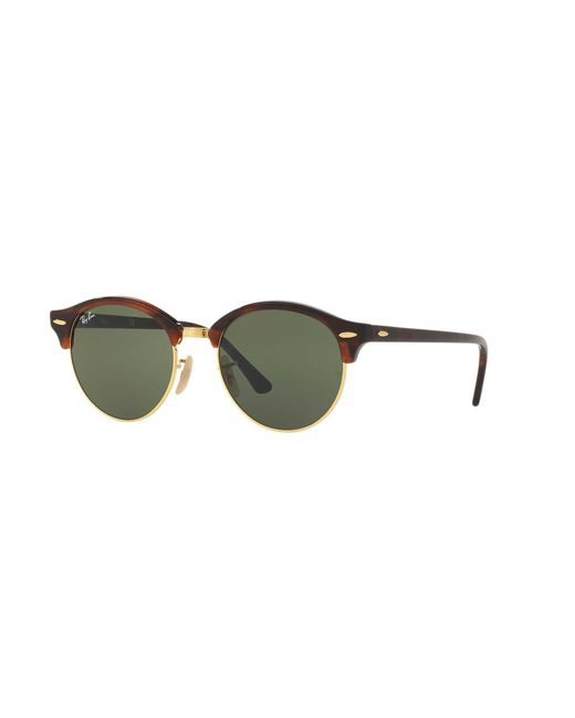2fac5bc8d36 ... Ray-Ban - Green Rb4246 51 Clubround for Men - Lyst