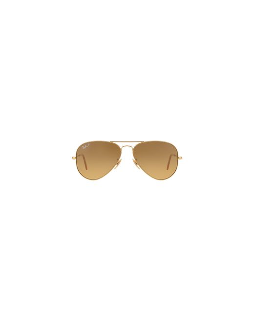 Ray-Ban - Brown Rb3025 55 Original Aviator for Men - Lyst