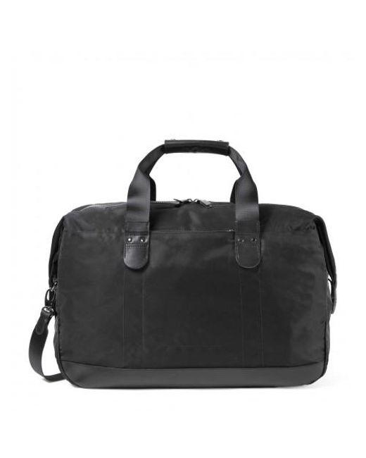 b97dd43cc005 versace medusa nylon duffle bag in black for men lyst more photos ...
