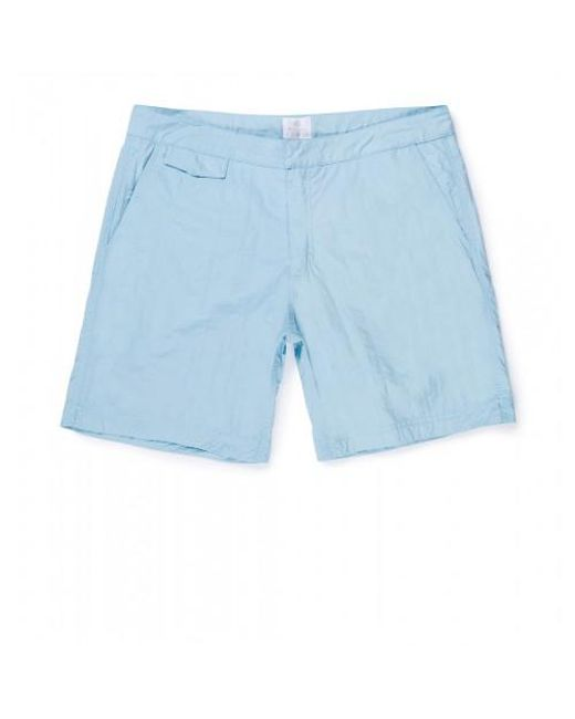 Mid-length Shell Swim Shorts Sunspel Sale Browse R1y7SrRHh