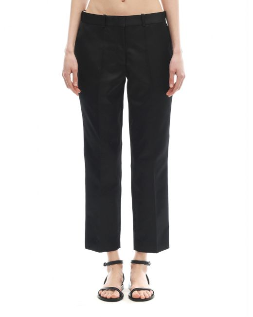 Simone Rocha - Black Polyester Trousers - Lyst