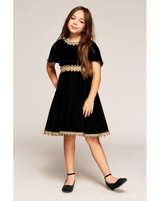 Tadashi Shoji - Black Emilia Dress - Lyst