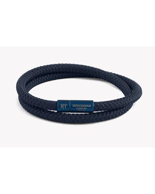 Tateossian - Blue Shoreditch Bracelet for Men - Lyst