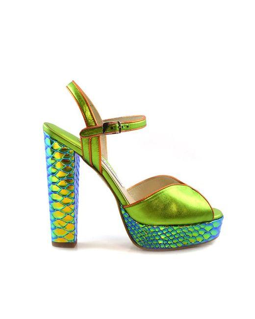 Terry De Havilland | Green Coco Petrol | Lyst