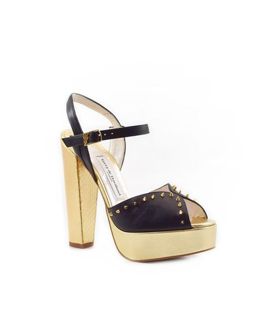 Terry De Havilland | Coco Black/gold | Lyst