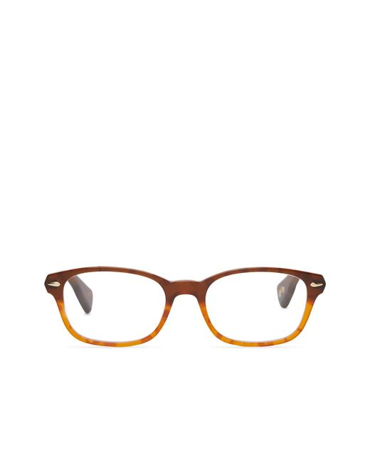 Ted Baker - Brown Two-tone Glasses - Lyst